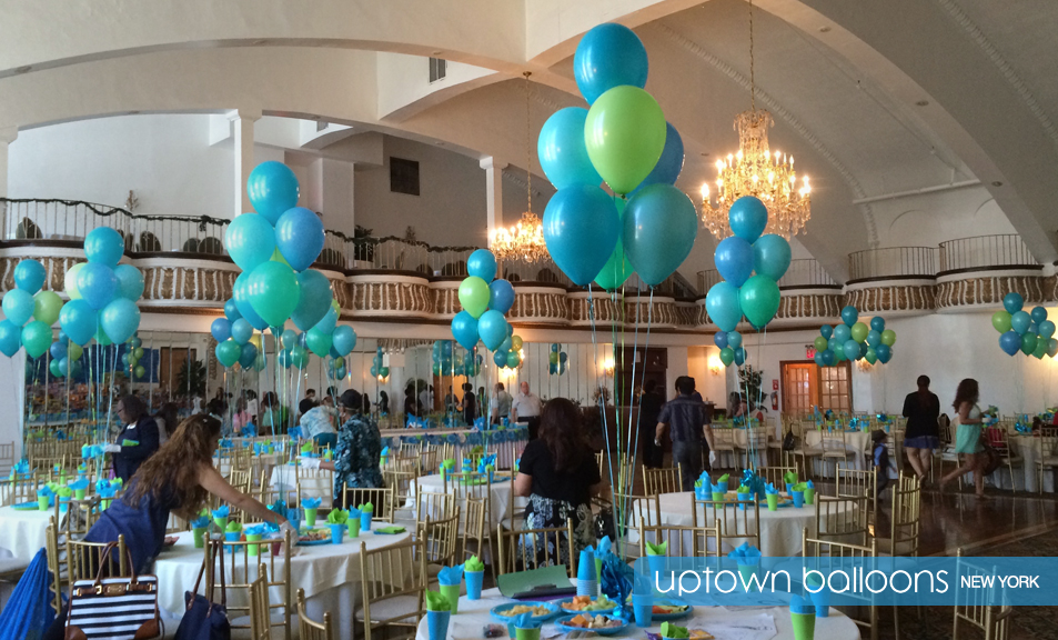 balloon centerpiece23
