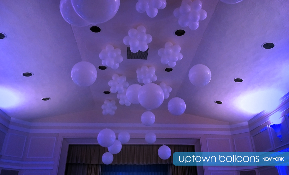 balloon centerpiece30