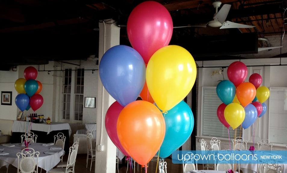 balloon centerpiece31