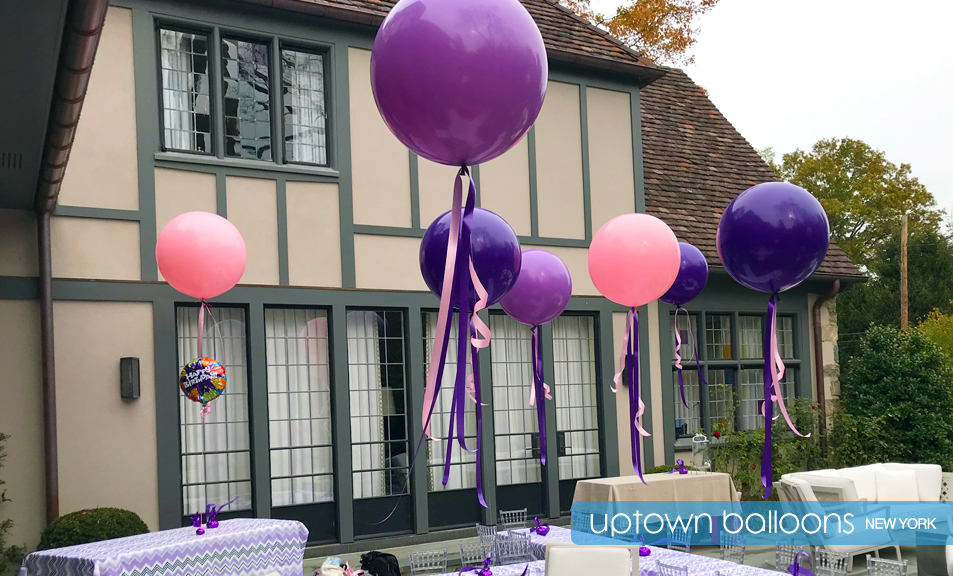 balloon centerpiece46